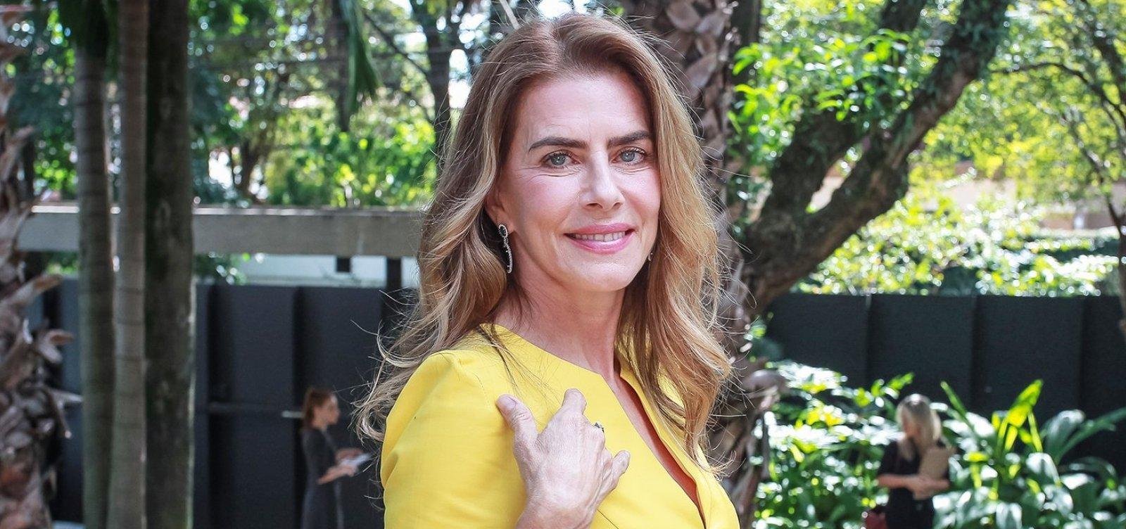 Maitê Proença confirma sondagem para assumir ministério do Meio Ambiente