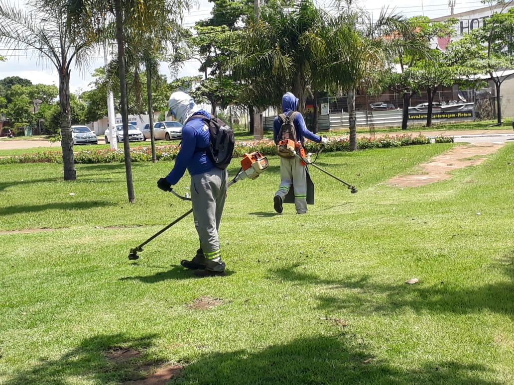 Prefeitura divulga programação de limpeza da terceira semana de novembro