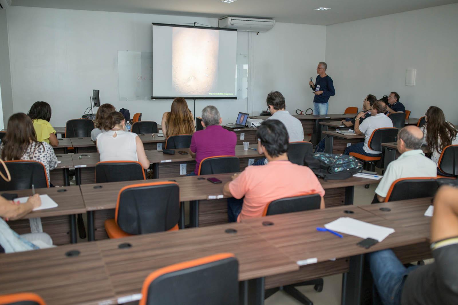 Curso de Patologia em Hanseníase é realizado em Palmas para médicos de todo país