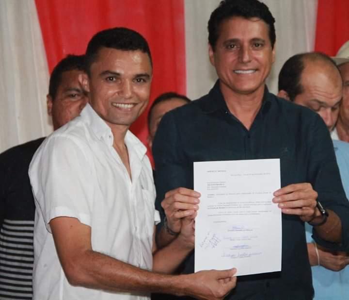 Reeleição de Nilton Franco é comemorada com festa promovida por lideranças de Rio dos Bois (TO)