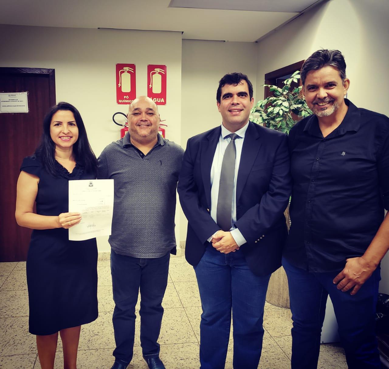 Ex-vereador consegue destinação de 50 mil reais em emenda parlamentar para Miracema