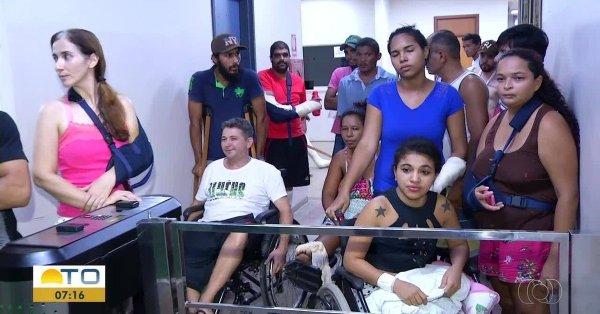 Pacientes em Palmas ficam até 8 meses na fila de espera por cirurgias ortopédicas: 'vamos morar aqui'