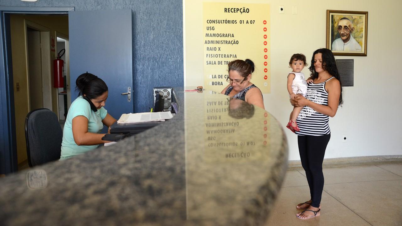 Cras da Capital orienta grávidas sobre como receber os Benefícios Gestante e Nutriz