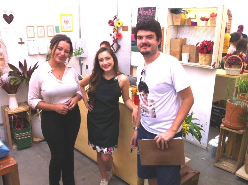 Falando de amor, Bia 2.0 tem tripla estréia com par romântico Maju Souza e Ghilherme Lobo e participação especial da atriz internacional Cris Lopes
