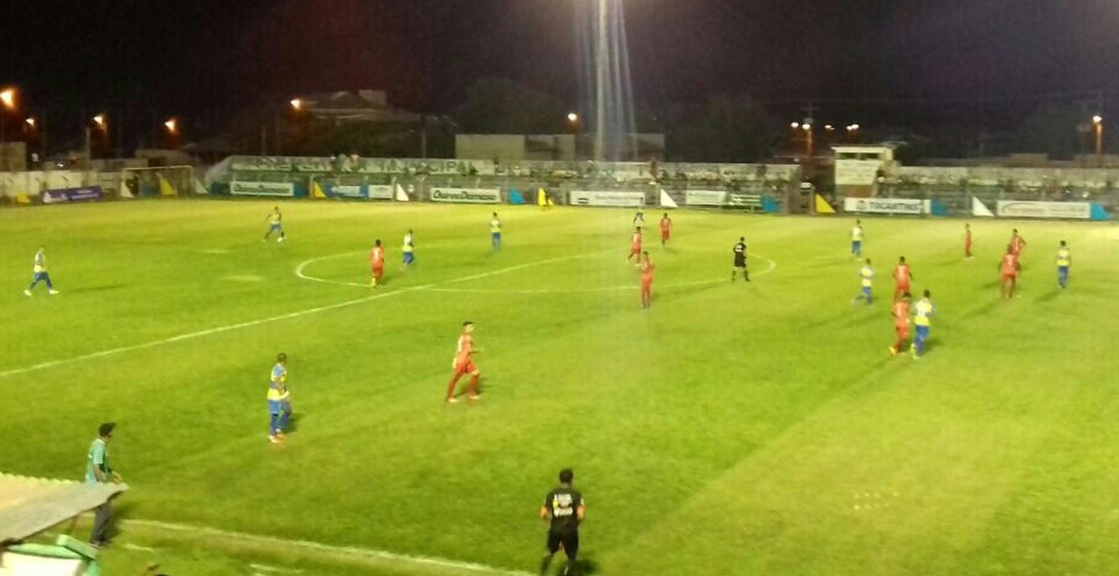 Atlético Cerrado e Arsenal empatam em jogo válido pelo Grupo B da Segundona