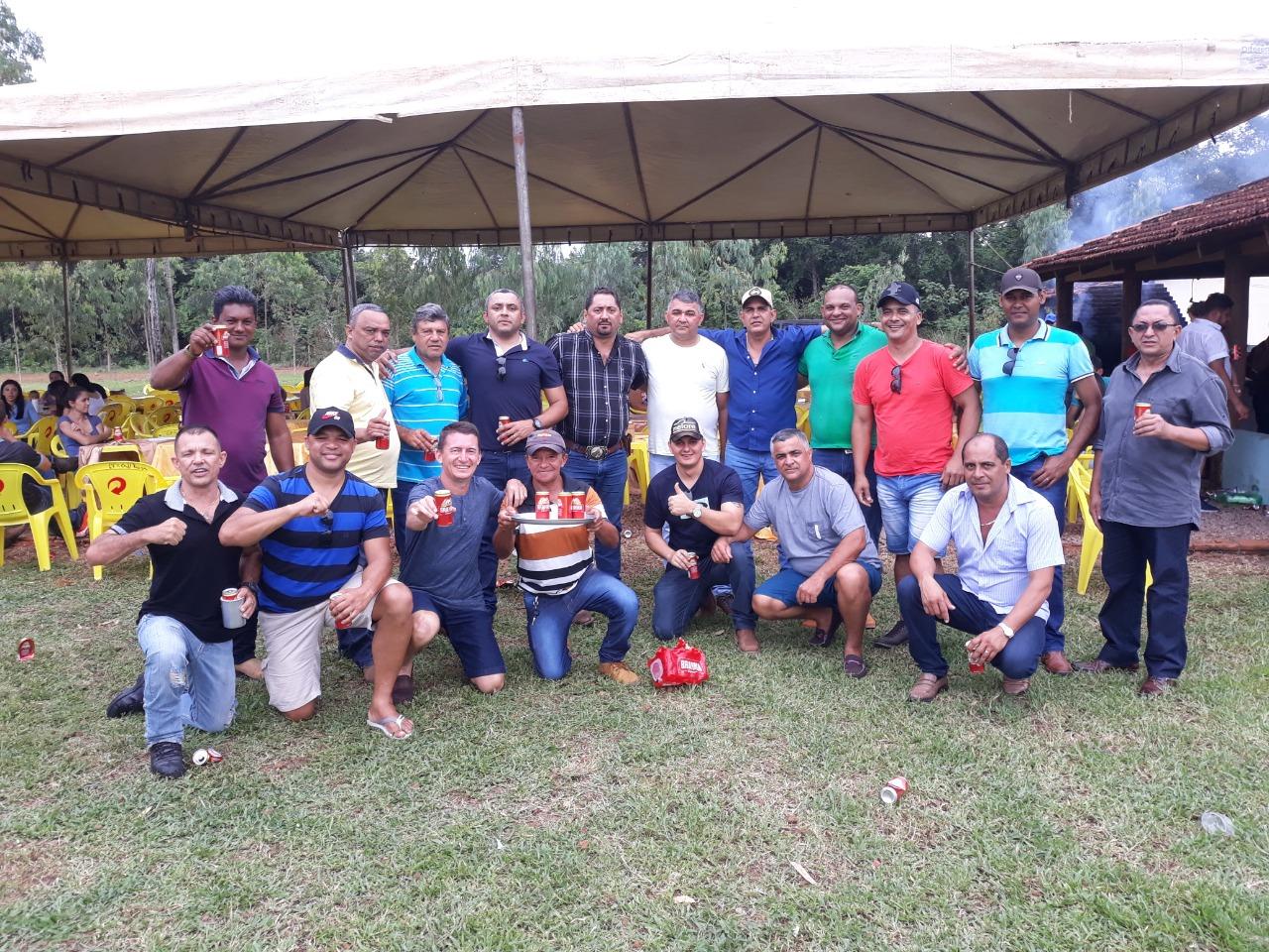 8º BPM realiza confraternização em Divinópolis do Tocantins