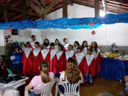 Comunidade participa de confraternização da Assistência Social em Chapada de Areia