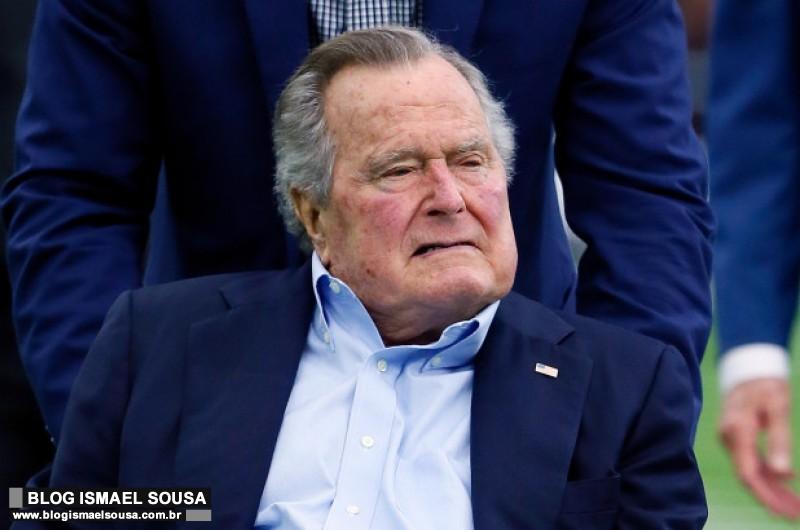 Morre, aos 94 anos, o ex-presidente dos EUA George H.W. Bush