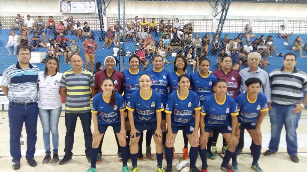 Prefeitura de Paraíso e SEJUV realizam 1ª Liga Feminina de Futsal de Paraíso