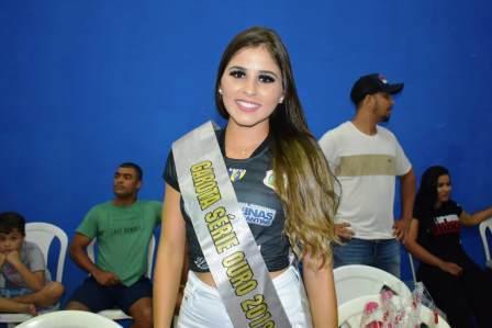 Milena Ferrari vence o concurso Garota Estadual de Futsal Série Ouro 2018 no TO