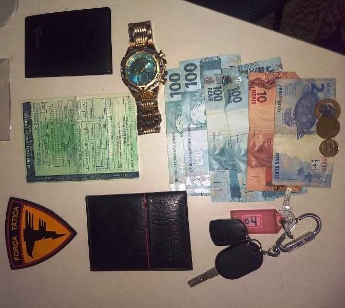 PM prende homem acusado de roubar de veículos em Araguatins e Açailândia (MA)