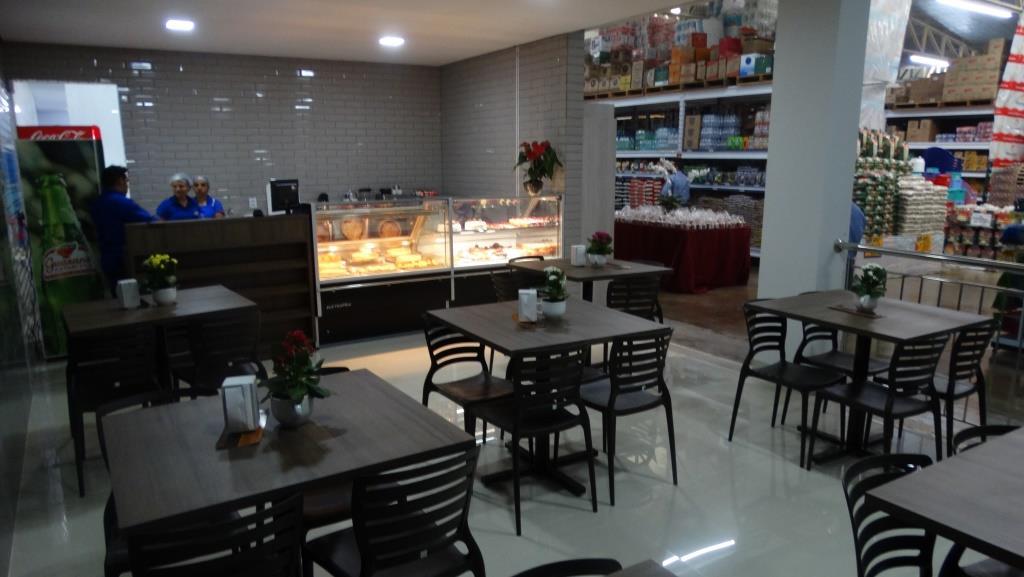 Supermercado Bem Maior inaugura sua nova cafeteria em Paraíso (TO)