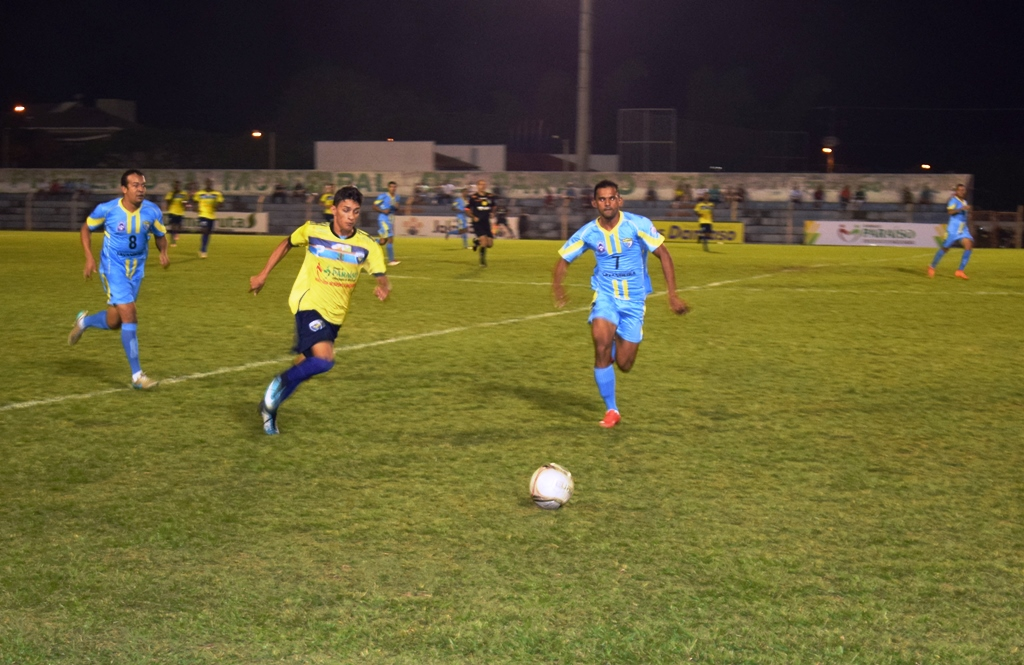 Atlético Cerrado empata com Força Jovem e campeão Tocantinense Série B será conhecido em Lavandeira TO