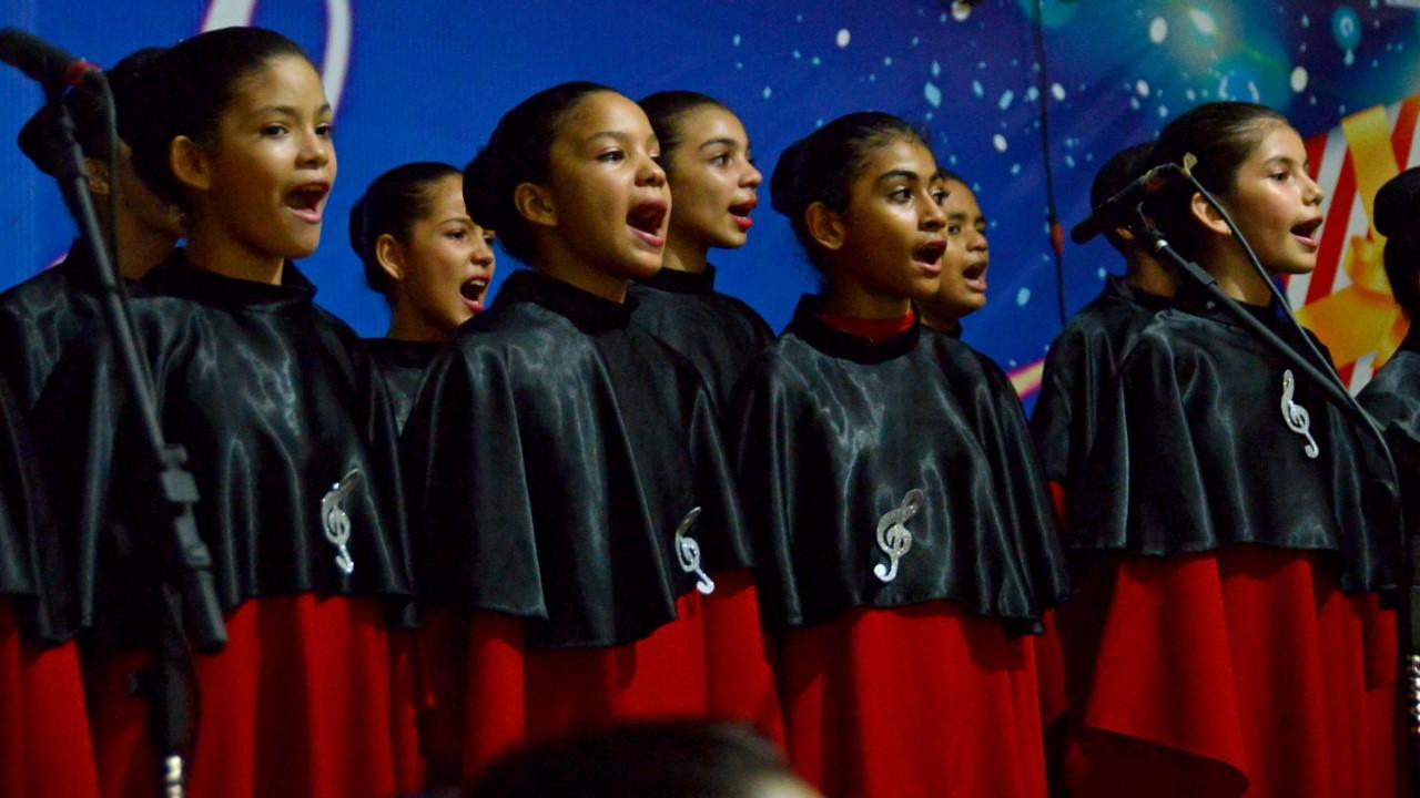 Último final de semana de apresentações culturais do Natal Cidade Encantada terá shows, Orquestra Jovem, Coral e Big Band
