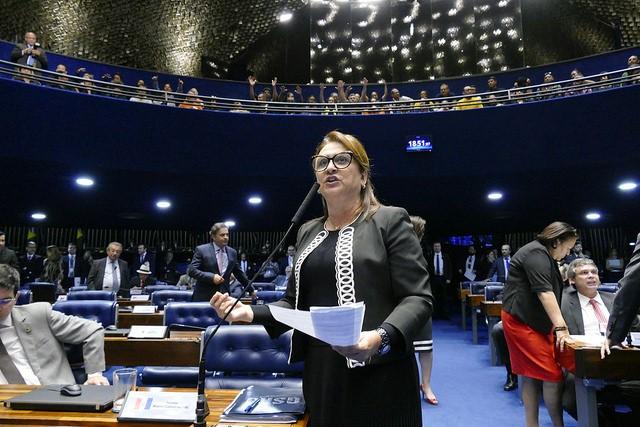 Avança projeto de Kátia Abreu que combate fraudes em fundos de pensão de servidores