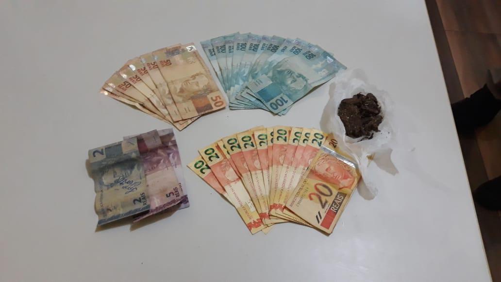 Homem é detido por tráfico de droga e corrupção de menores em Palmas