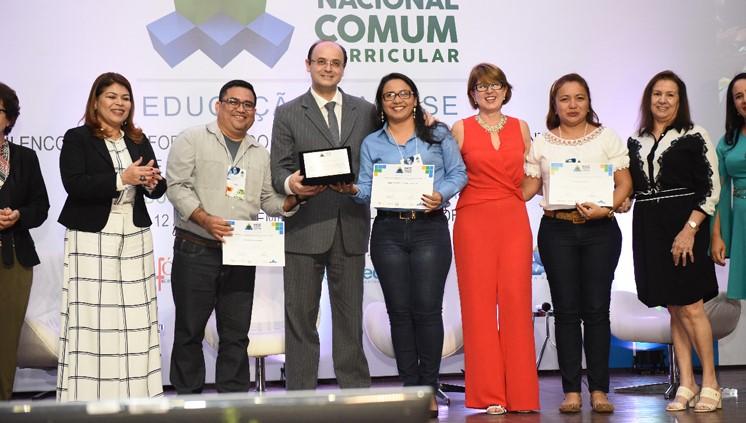 Equipe de implementação da BNCC no Tocantins é certificada pelo MEC durante evento em Brasília