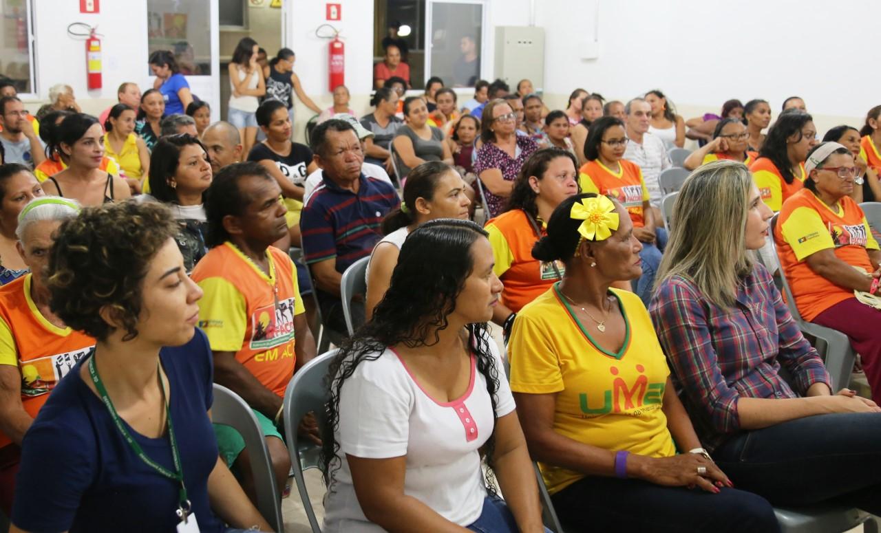 Semana Direitos Humanos: debate em Palmas sobre acesso à cidade e coletividade
