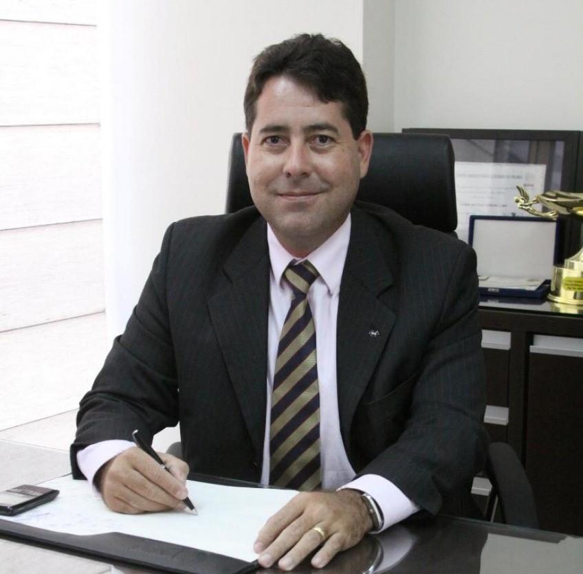 Secretário-executivo de Finanças de Palmas, Rogério Ramos é eleito presidente do Sebrae Tocantins