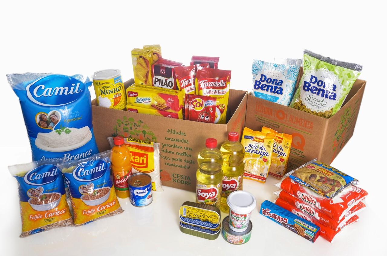 5 razões que fazem da cesta básica o melhor benefício alimentício