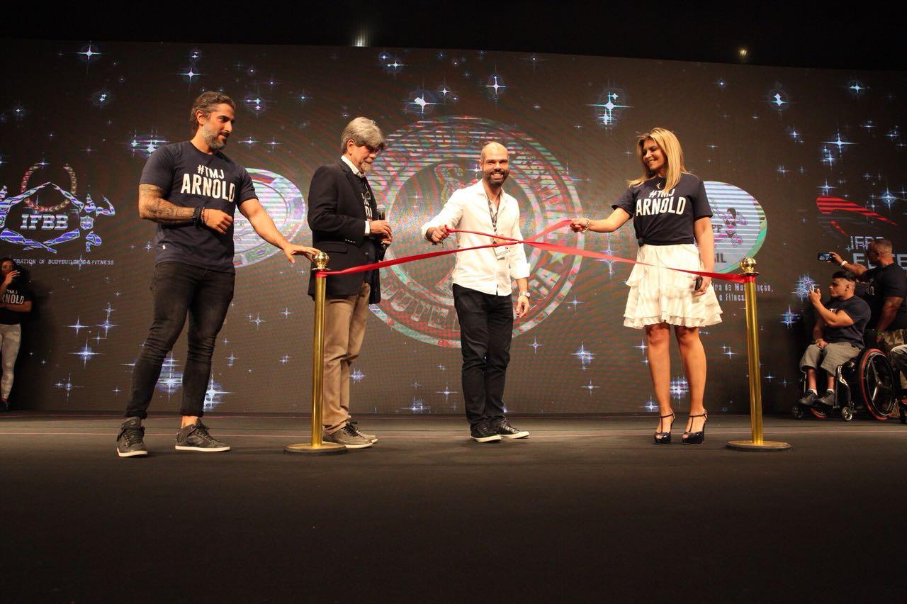 Ingressos para o Arnold Sports Festival sofrem reajuste na segunda-feira (21)