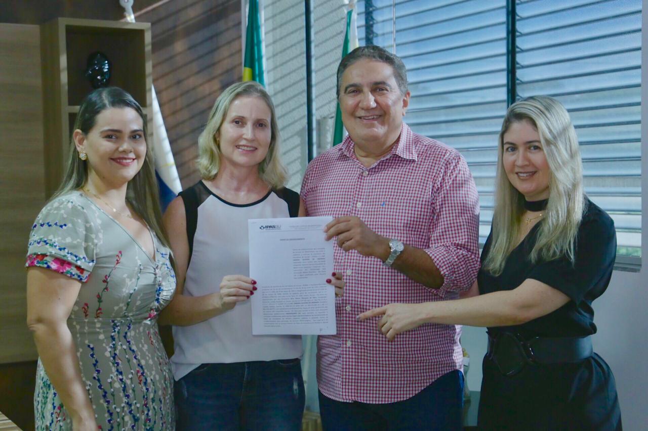 Ipasgu credencia duas profissionais da saúde e amplia quadro de prestadores de serviço