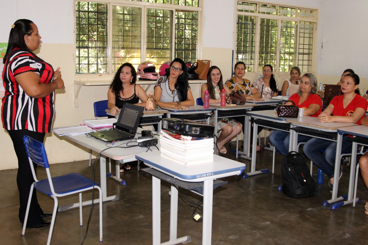 Educação municipal de Gurupi (TO) debate propostas da nova Base Curricular