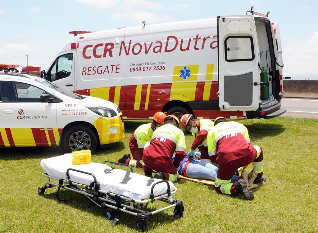 No 'Maio Amarelo', CCR NovaDutra realiza ações para conscientizar motoristas por um trânsito mais seguro