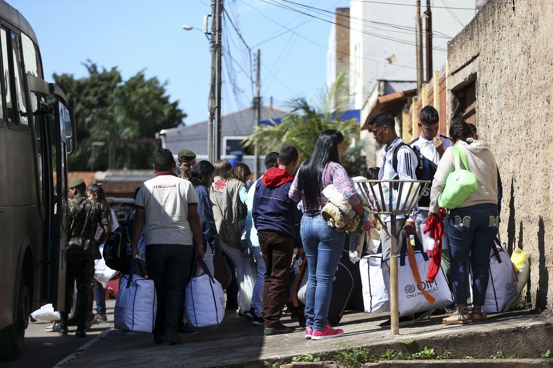 Governo prorroga por um ano Operação Acolhida a venezuelanos