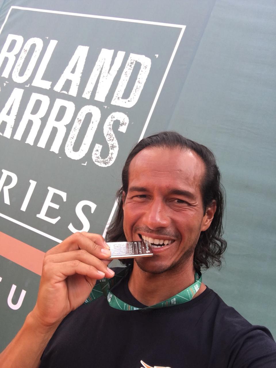 Máster do Roland-Garros Amateur Series by Peugeot reúne, no Rio, mais de 100 tenistas de 9 estados