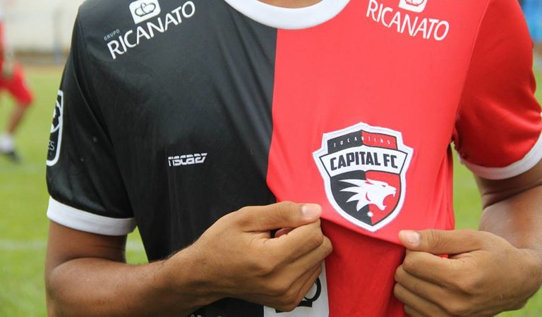 Capital-TO encara o Grêmio na primeira fase da Copa do Brasil Sub-20