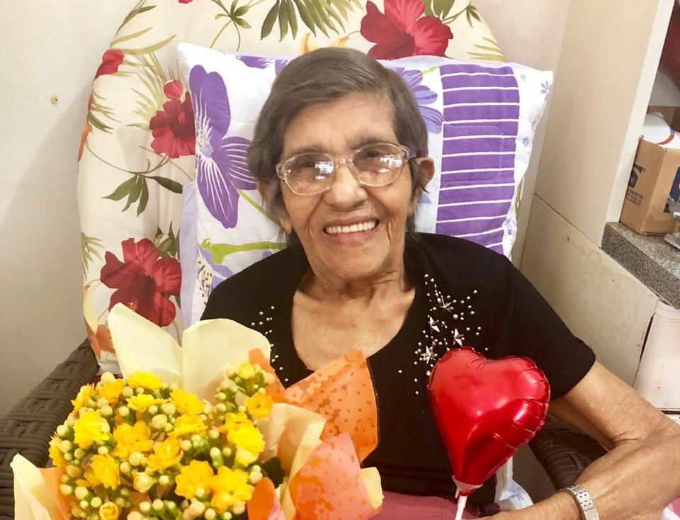 Dona Teresa Maciel morre aos 91 anos em Paraíso