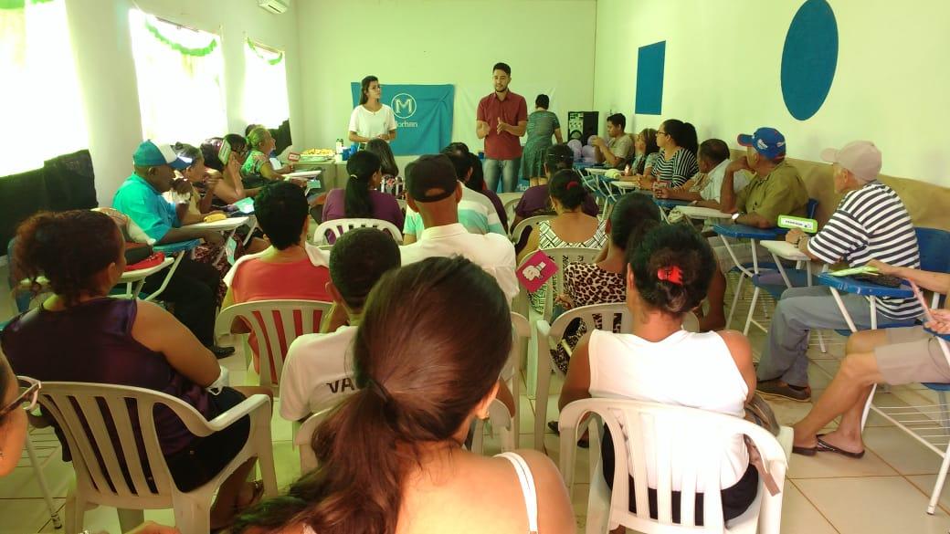 Em Palmas, Cras Taquari e parceiros promovem roda de conversa sobre cuidados com a hanseníase