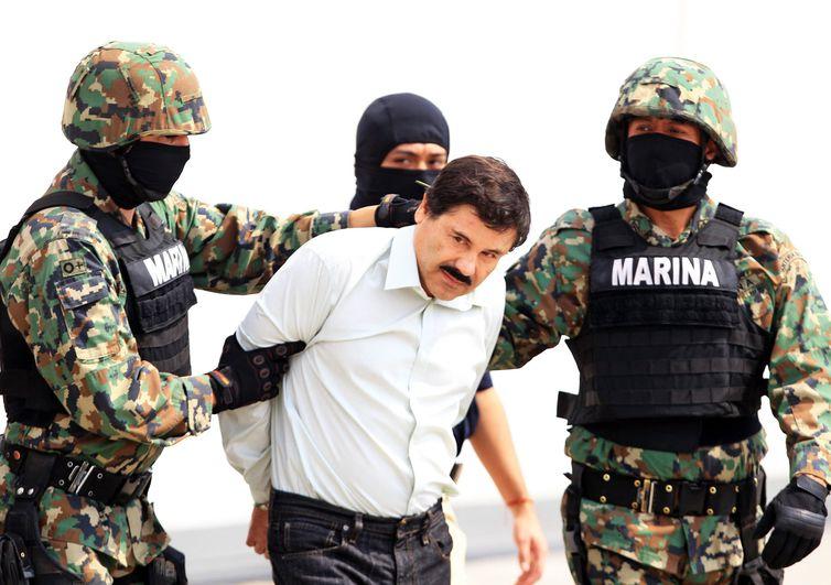 Júri dos EUA condena traficante mexicano El Chapo