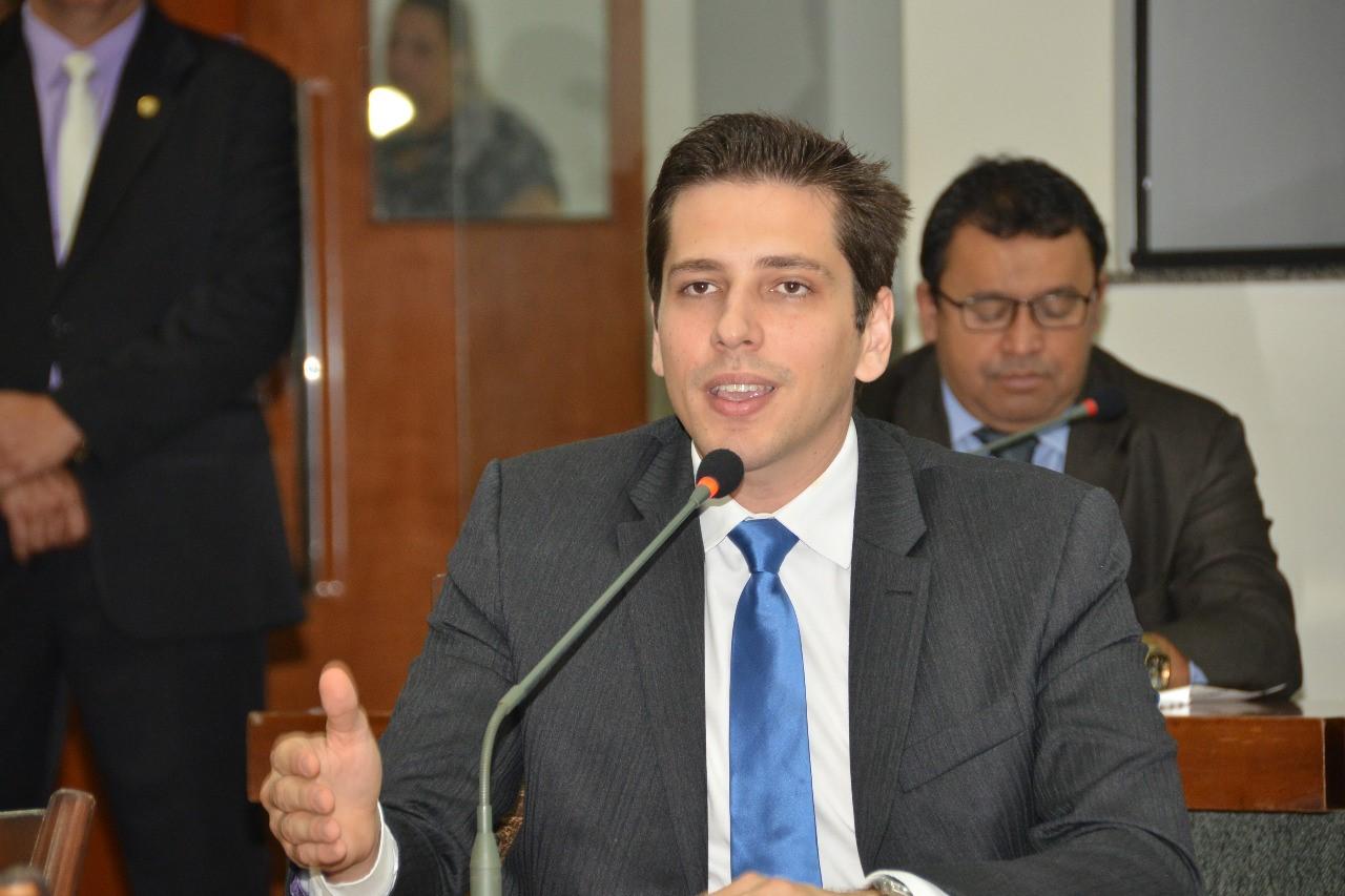 Olyntho solicita recuperação de rodovias de acesso a Santa Maria e Bernardo Sayão