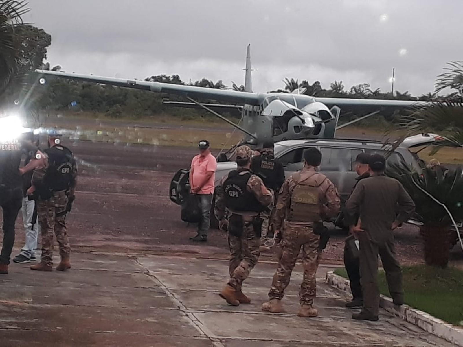 PF diz que investigações sobre quadrilha brasileira levaram a apreensão de 'submarino' no Suriname em 2018