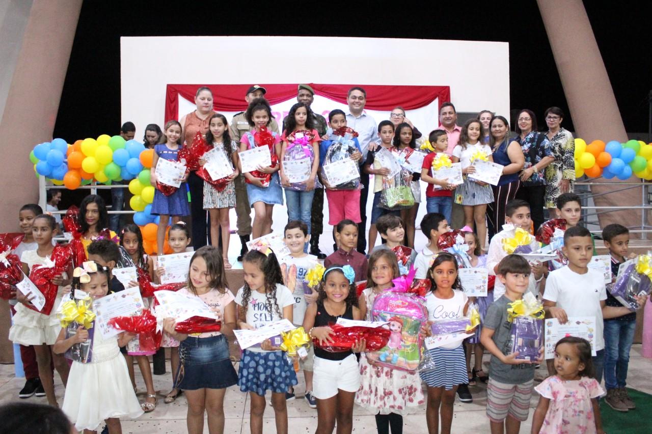 Prefeitura de Pedro Afonso realiza premiação do Sarepa 2018