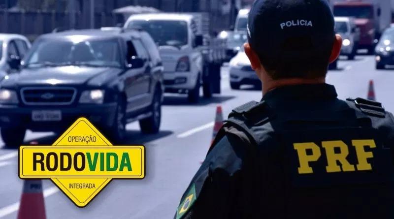 PRF inicia a segunda fase da Operação Integrada Rodovida 2018/2019 com foco na redução de violência no trânsito