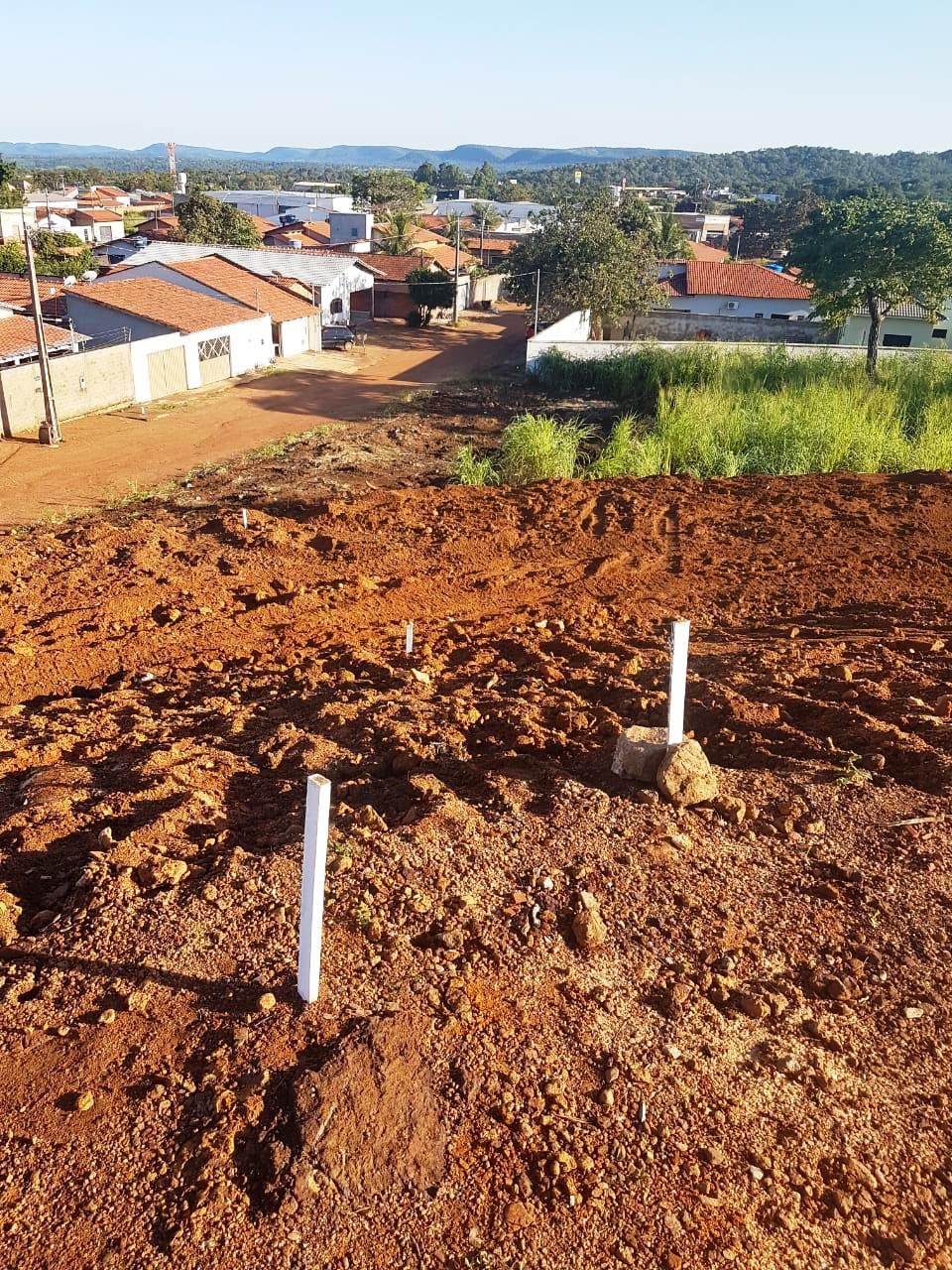 Prefeitura de Paraíso inicia obras de pavimentação em ruas do Setor Milena