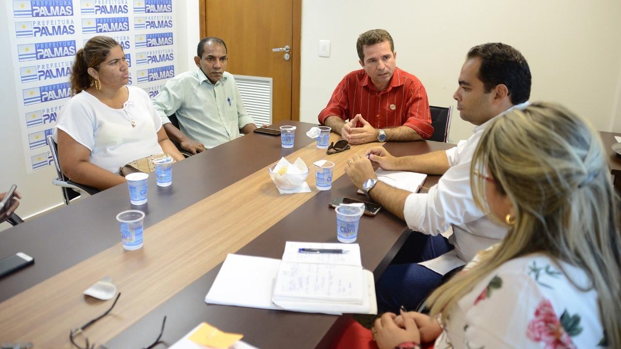 Prefeitura recebe Sisemp, mantém diálogo e reafirma esforço para honrar compromissos com servidores