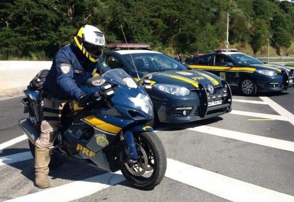 Polícia Rodoviária Federal (PRF) apresenta levantamento estatístico de acidentes em 2018 e alerta o perigo sobre duas rodas