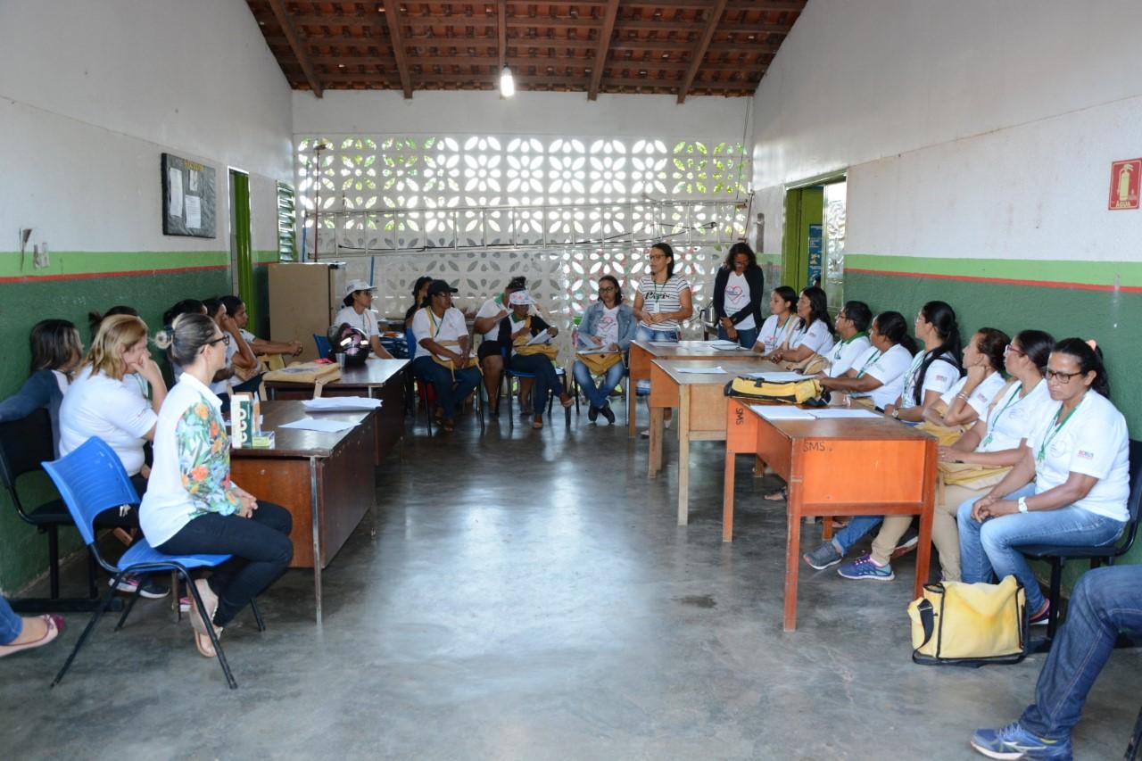 Dia D de combate ao Aedes é realizado em Paraíso do Tocantins
