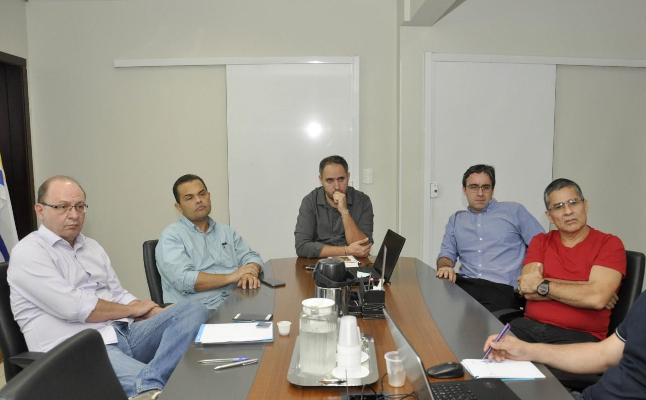 Equipe de Campo Grande visita Palmas pela segunda vez para conhecer sistema de informatização da Saúde