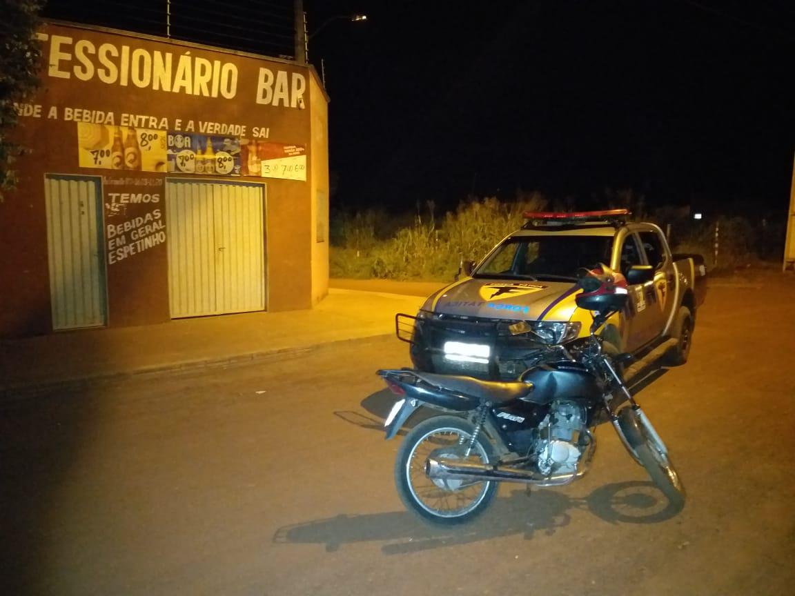 Suspeito de tráfico é preso e drogas apreendidas pela PM em Porto Nacional