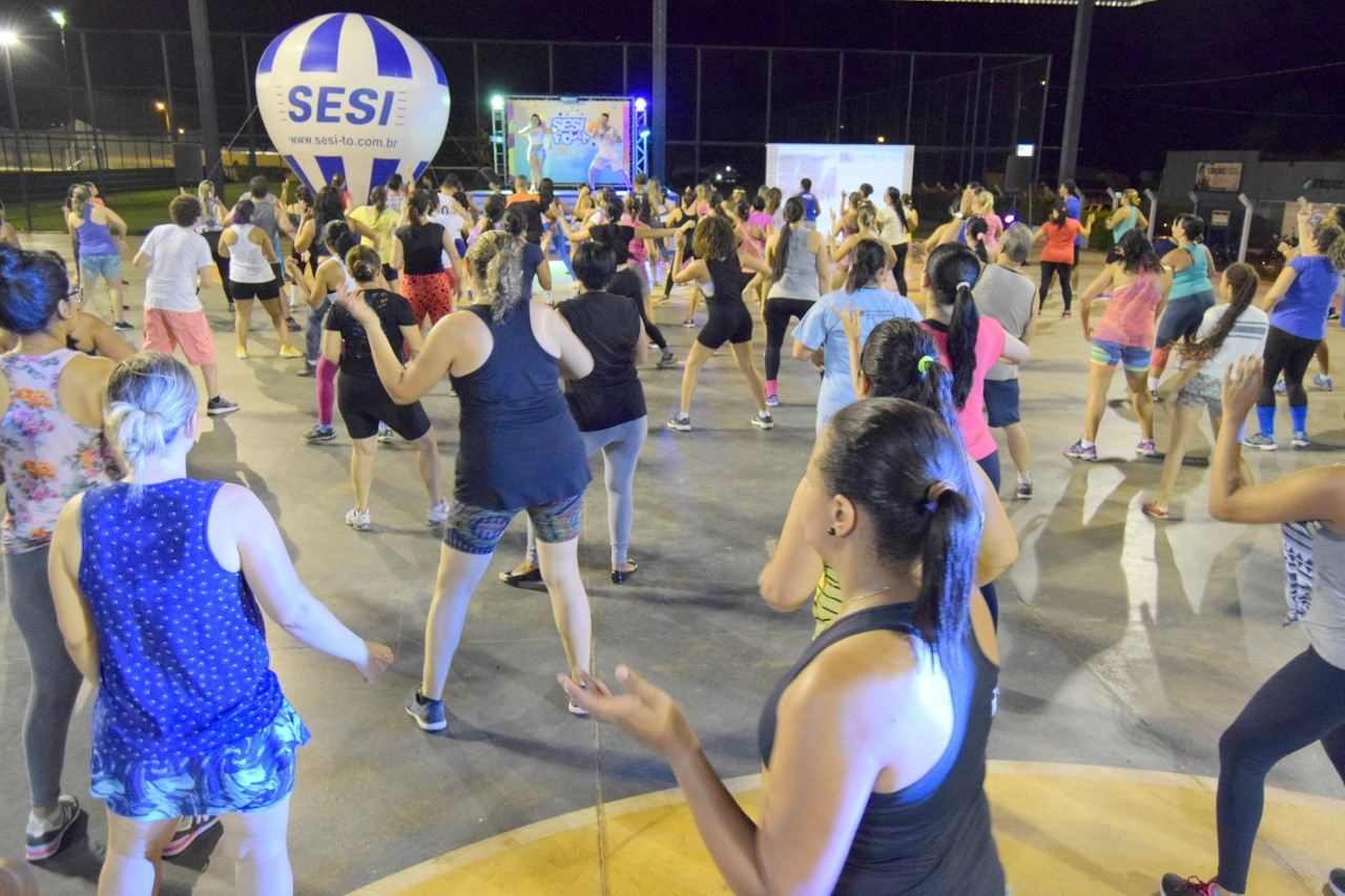 SESI Folia traz pré-carnaval com saúde em Gurupi no próximo dia 25/02
