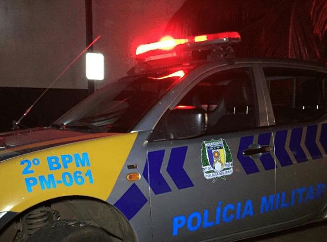 Polícia Militar prende homem por tentativa de feminicídio e por danos em Araguaína