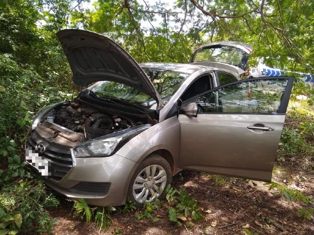 Polícia Militar recupera mais um veículo furtado para restituí-lo ao seu legítimo proprietário em Araguaína