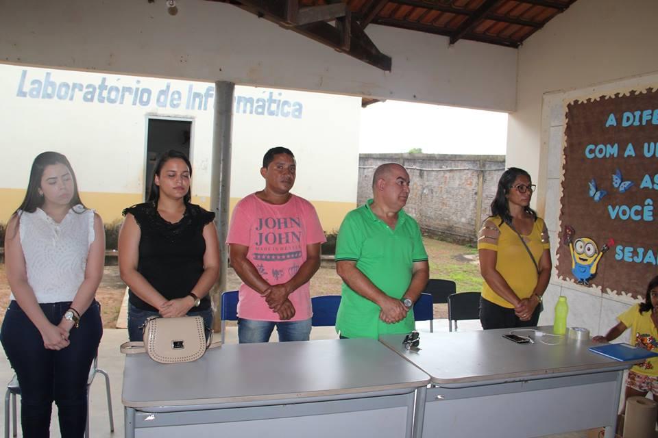 Realizada no povoado Café da Roça a 1ª Pré-conferência Municipal de saúde
