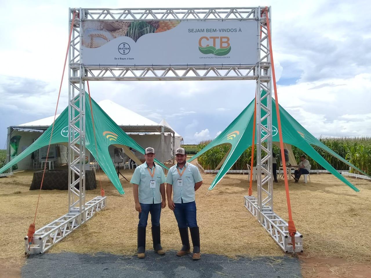 Profissionais da Coapa participam de eventos técnicos na Bahia e no Tocantins