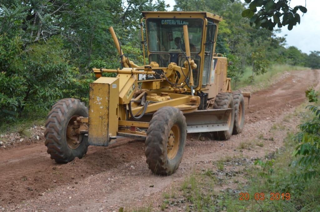 Prefeitura de Dois Irmãos investe na recuperação de estradas vicinais